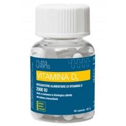 Nutraiuvens Vitamina D3 2000 UI 60 Capsule