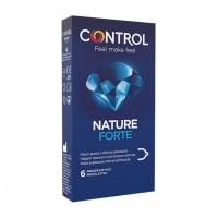 Profilattico Control Nature Forte 6 Pezzi