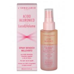 ACIDO IALURONICO LUCE & VOLUME SPRAY BIFASICO 100 ML