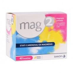 MAG 2*40 bustine granulato 2,25 g