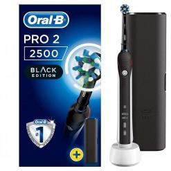 ORAL-B POWER 2500 BLACK