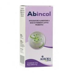 ABINCOL 14 STICK OROSOLUBILI