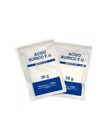 Acido borico polvere fu 30 g