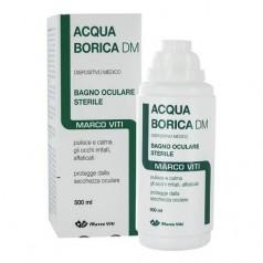 ACQUA BORICA PER BAGNO OCULARE STERILE 500 ML