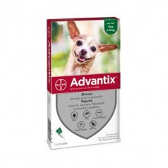 ADVANTIX SPOT ON*soluz 1 pipetta 0,4 ml cani fino a 4 Kg