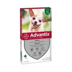 ADVANTIX SPOT ON*soluz 1 pipetta 0,4 ml cani fino a 4 Kg