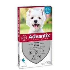 ADVANTIX SPOT ON*soluz 1 pipetta 1 ml cani da 4 a 10 Kg