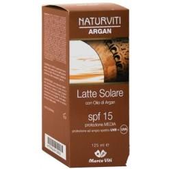 ARGAN LATTE SOLARE SPF 15 125 ML