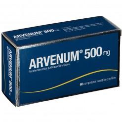 ARVENUM*60 compresse rivestite 500 mg