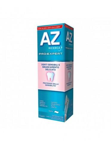 Az pro-expert sensetive & gentle whiten 75 ml