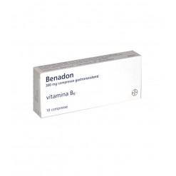 BENADON*10 compresse gastroresistenti 300 mg