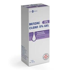 BENZAC*gel clean 5% tubo 100 g