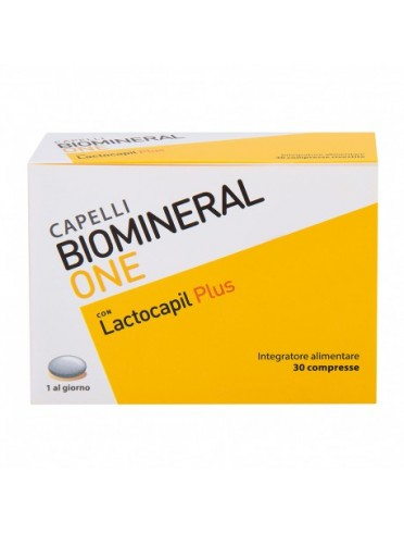 BIOMINERAL ONE LACTOCAPIL PLUS 30