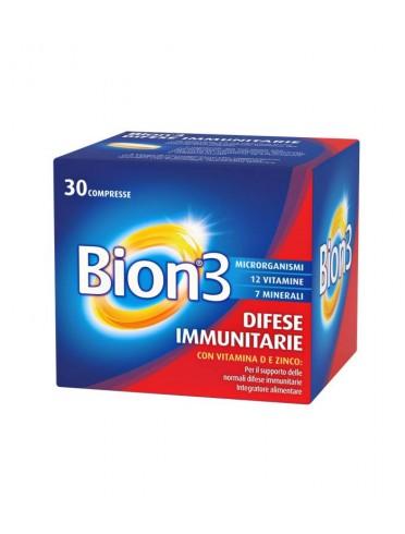 Bion 3 difese immunitarie 30 compresse