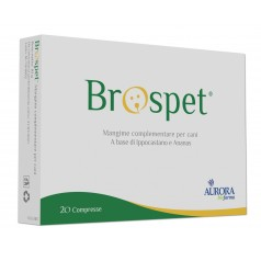 BROSPET 20 COMPRESSE