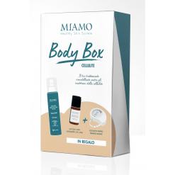 MIAMO COFANETTO 2021 BODY BOX CELLULITE