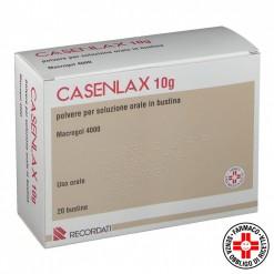 CASENLAX*20 bustine polvere orale 10 g