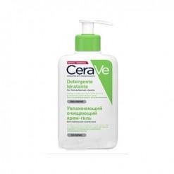 CeraVe Detergente Idratante Viso Pelle da Normale a Secca 1 Litro