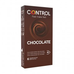 CONTROL NEW CHOCOLATE 6 PEZZI