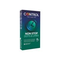 CONTROL NEW NON STOP RETARD 6 PEZZI