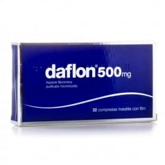 DAFLON*30 compresse rivestite 500 mg