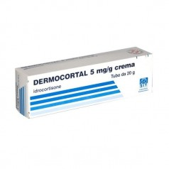 DERMOCORTAL*crema derm 20 g 0,5%