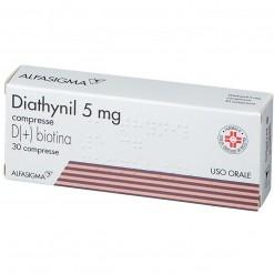 DIATHYNIL*30 compresse 5 mg