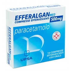 EFFERALGANMED*16 cpr eff 500 mg