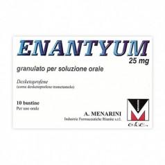ENANTYUM*orale soluz 10 bust monod 25 mg 10 ml