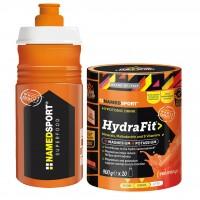 HYDRAFIT 400 G + SPORTBOTTLE