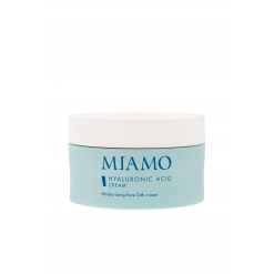 Miamo Total Care Hyaluronic Acid Cream 50 ML Crema Idratante Viso 24H