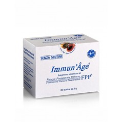 Immun'Age 30 Buste Integratore Antiossidante Papaya Fermentata