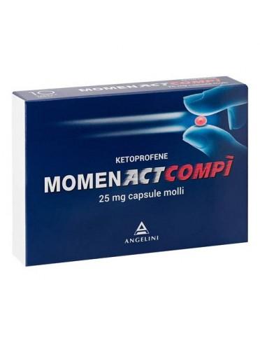 Momenact compi*10 compresse 25 mg