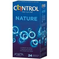 Profilattico Control New Nature 2.0 24 Pezzi