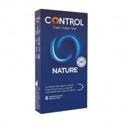 Profilattico Control New Nature 2.0 6 Pezzi