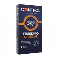 Profilattico Control Finissimo Easy Way 6 Pezzi