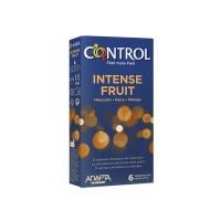 Profilattico Control Intense Fruit 6 Pezzi