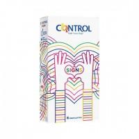 Profilattico Control Signs 6 Pezzi