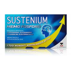 SUSTENIUM MEMO FOSFORO 10 FLACONCINI 10 ML