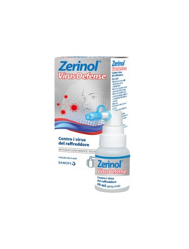Zerinol virus defense 20 ml