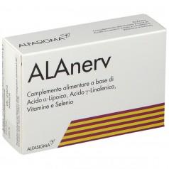 ALANERV 20 CAPSULE SOFTGEL