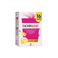TACHIFLUDEC*orale polvere 16 bustine limone miele