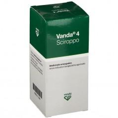 VANDA 4 SCIROPPO 200 ML
