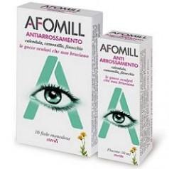 AFOMILL ANTIARROSSAMENTO GOCCE OCULARI 10 FIALE MONODOSE 0,5ML