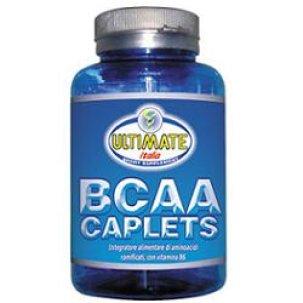 BCAA100 CAPLETS 100 CAPSULE