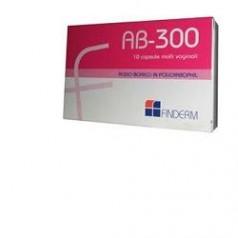 AB 300 CAPSULE VAGINALI 10 CAPSULE