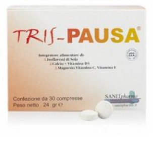 TRIS PAUSA 30 COMPRESSE