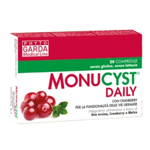 MONUCYST DAILY 20 COMPRESSE