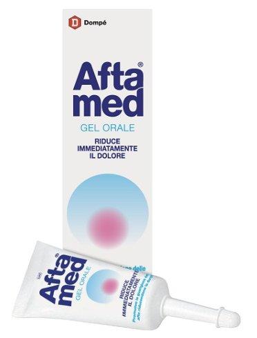 Aftamed gel 15 ml taglio prezzo