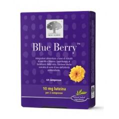 BLUE BERRY 60 COMPRESSE